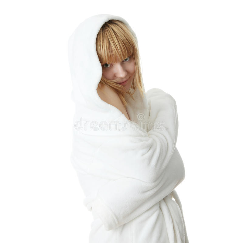 Download Woman After Bath Stock Images - Image: 12237564