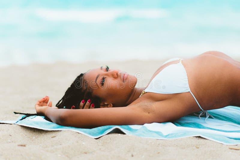 Woman On Beach Free Public Domain Cc0 Image