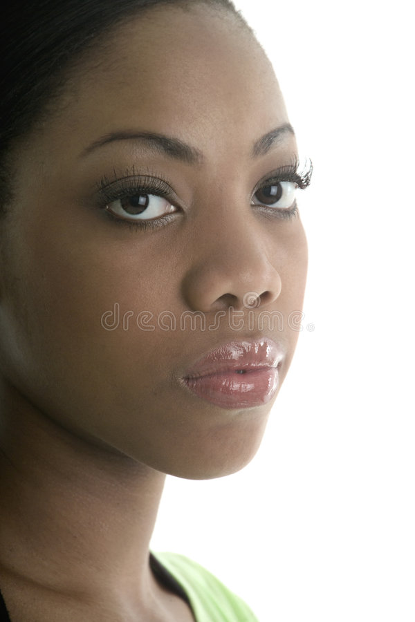 Download Woman With Beautiful Complexion Stock Image - Image: 372331