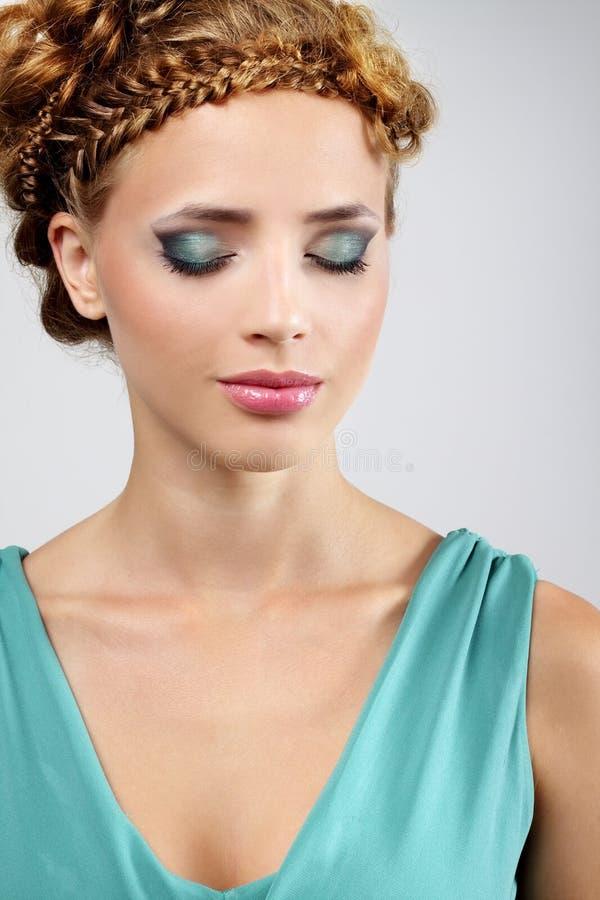 Download Woman With Beautiful Makeup Stock Image - Image: 25461489