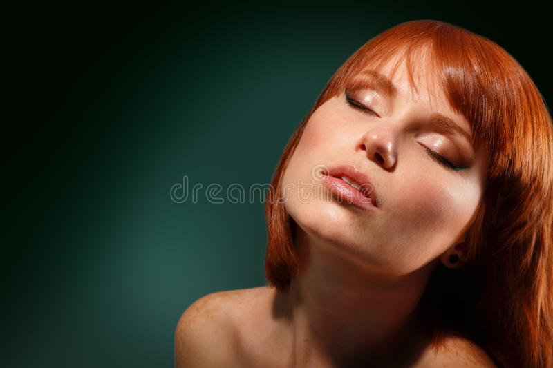 Download Woman Beautiful Young Make-up Royalty Free Stock Images - Image: 22561959
