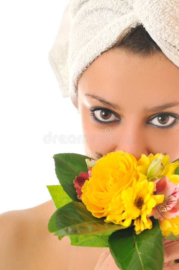 Download Woman Beauty Stock Image - Image: 8132561