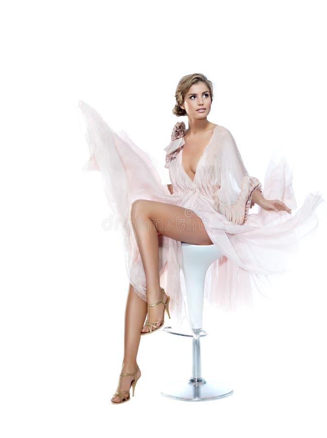 Woman beauty fashion stock photography