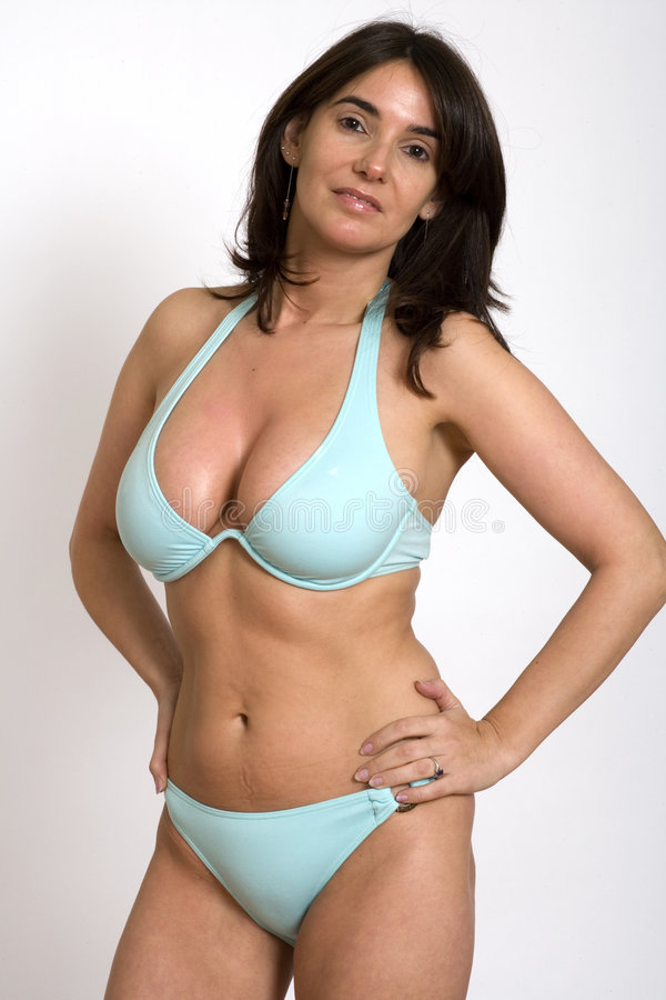 Download Woman In Bikini Royalty Free Stock Images - Image: 5243829