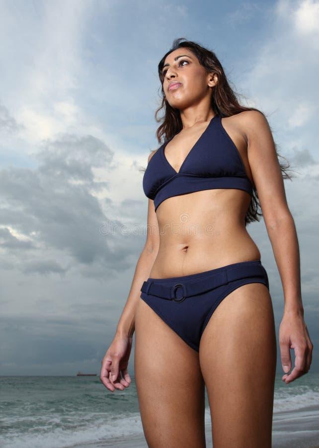Download Woman in bikini stock photo. Image of outdoors, beauty - 6925930
