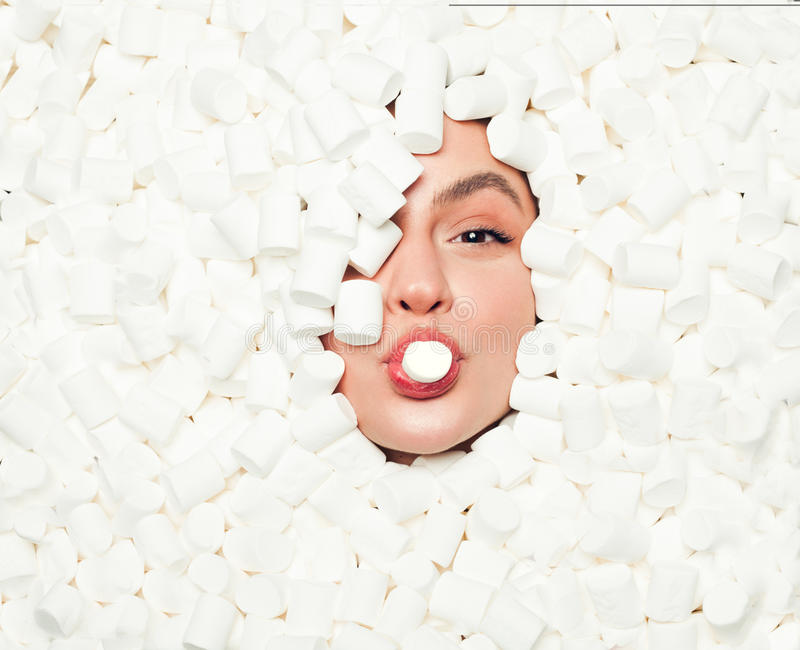 Image result for marshmallows face