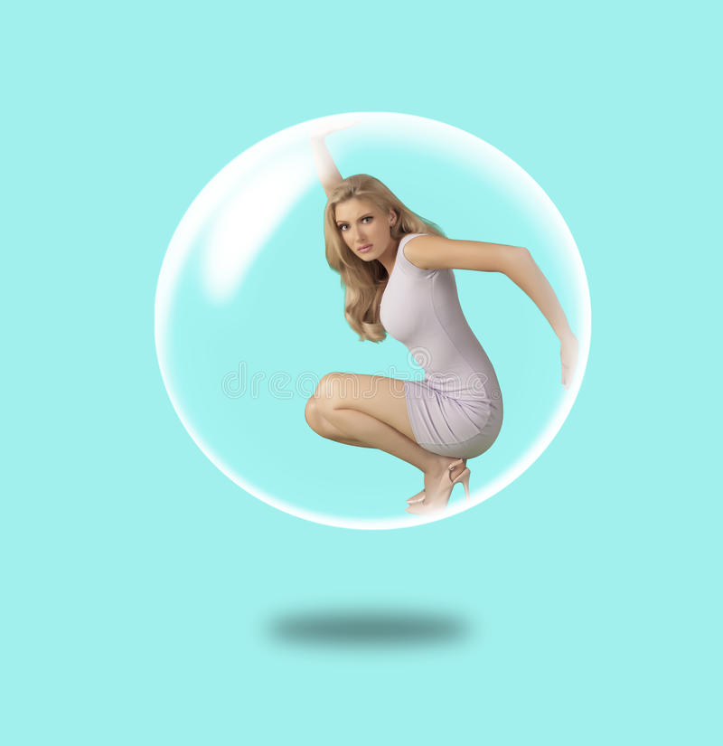 Person Trapped Bubble Photos - Free & Royalty-Free Stock Photos from Dreamstime