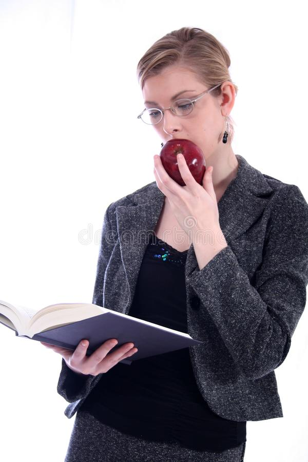 Woman - Business, Teacher, Lawyer, Student, Etc stock image