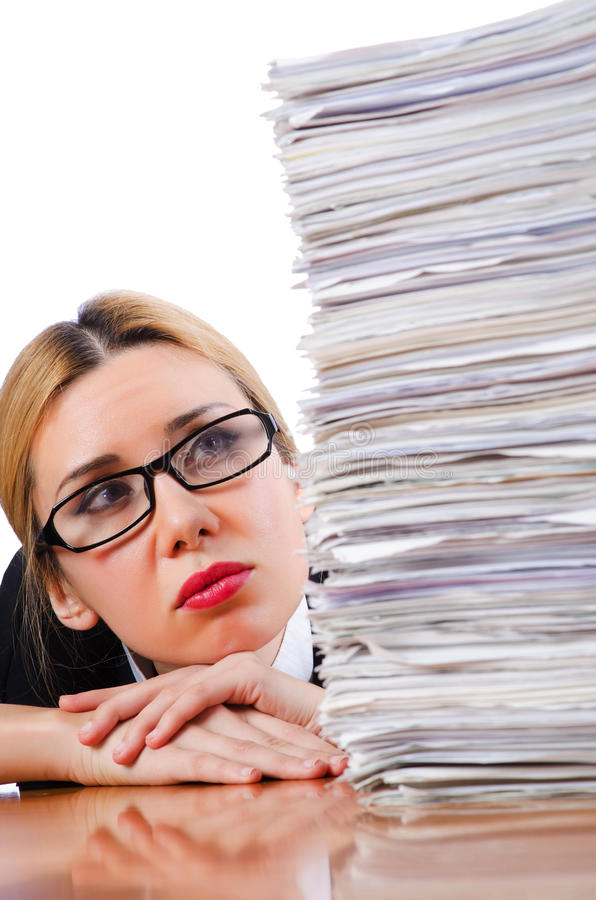 Download Woman businesswoman stock image. Image of adult, background - 29209993