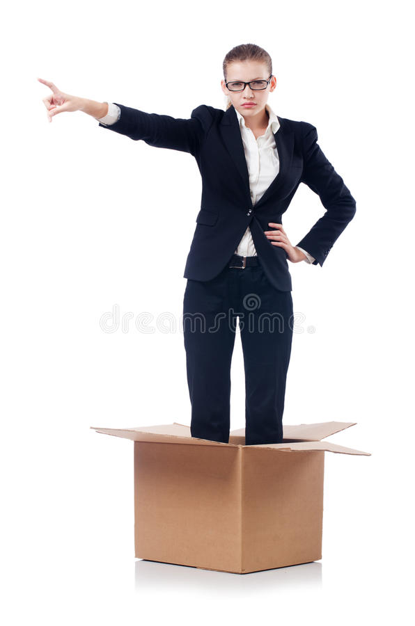 Download Woman businesswoman stock photo. Image of businesswoman - 42204552