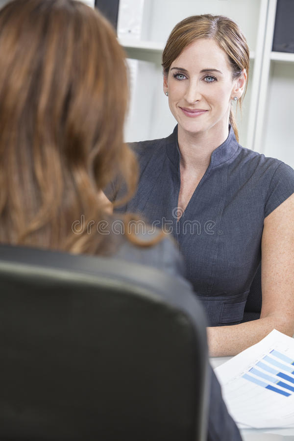 Download Woman Or Businesswoman In Office Meeting Stock Image - Image: 26543987