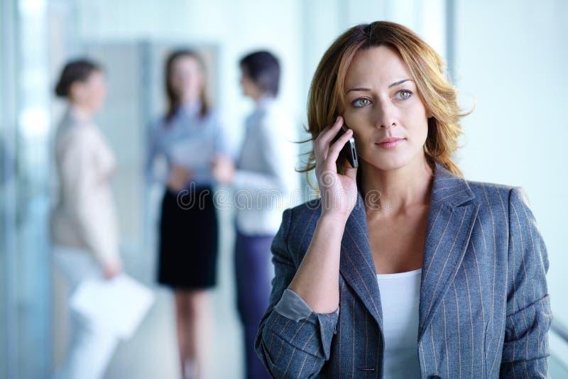 Download Woman Calling Stock Photos - Image: 25942353