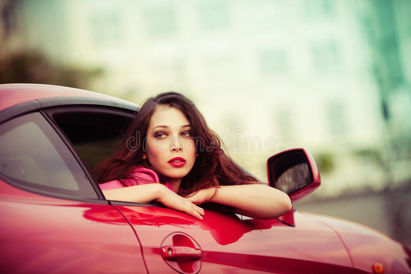 Download Woman In Car Stock Photos - Image: 24662143