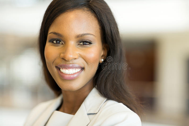 Woman close up royalty free stock image