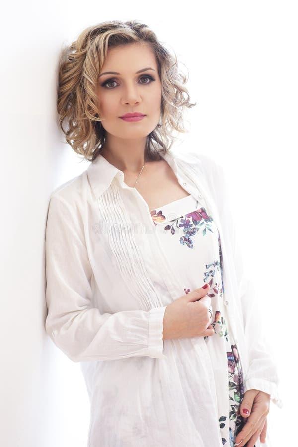 Woman corporate business portrait stock photography