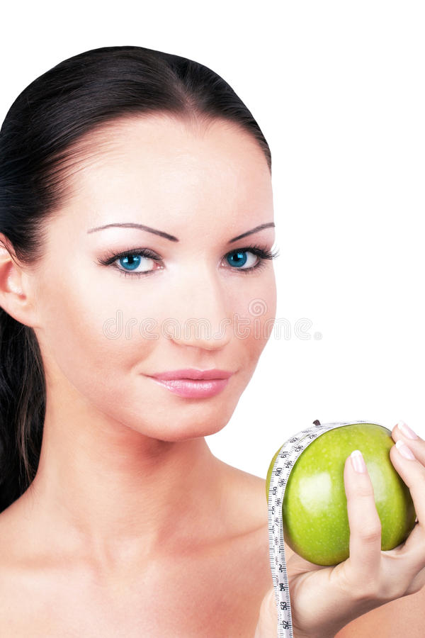 Download Woman on diet stock image. Image of lifestyles, beauty - 14859223