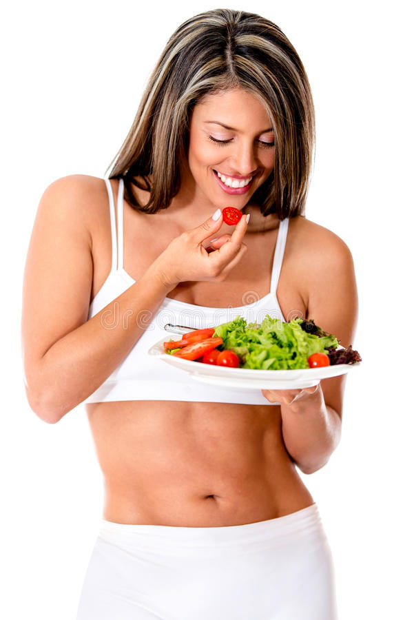 Download Woman dieting stock image. Image of girl, female, gorgeous - 25565017