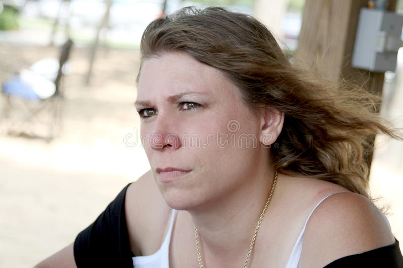 Download Woman Disgusted  Mad Royalty Free Stock Image - Image: 11574546