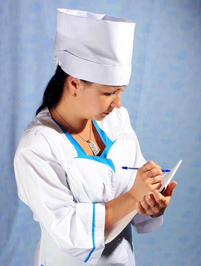 Download Woman doctor stock photo. Image of beautiful, illness - 11332156