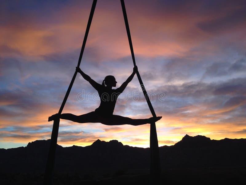 Woman Doing Yoga Free Public Domain Cc0 Image