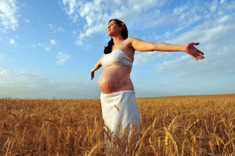 Download Woman Expecting stock photo. Image of expecting, healthy - 16687514