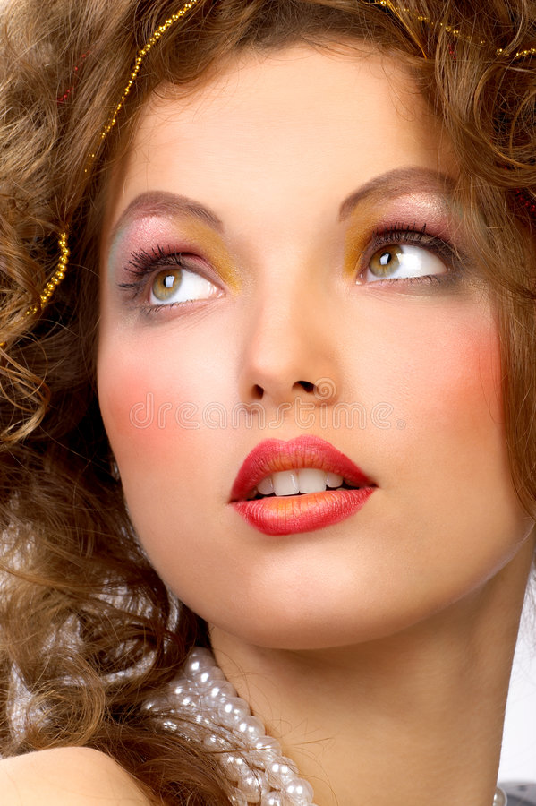 Free Woman Face Royalty Free Stock Photography - 1824177