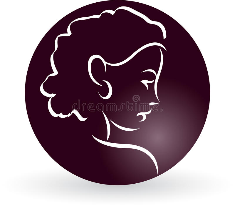 Woman Face Stock Images