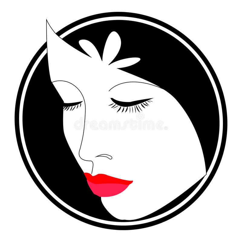 Free Woman Face Stock Photography - 39979072