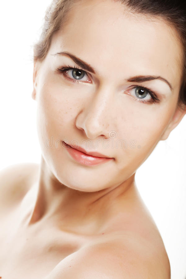 Free Woman Face Royalty Free Stock Photography - 45540137