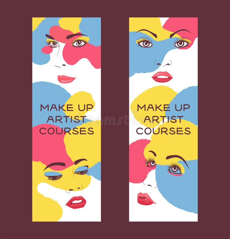 Beauty Courses Stock Illustrations – 167 Beauty Courses