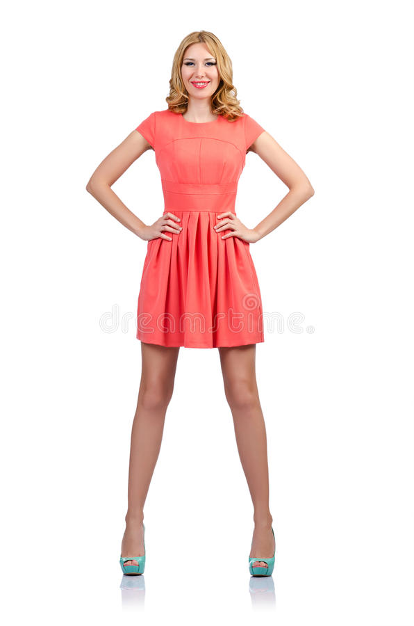 Download Woman in fashion clothing stock image. Image of female - 26029009