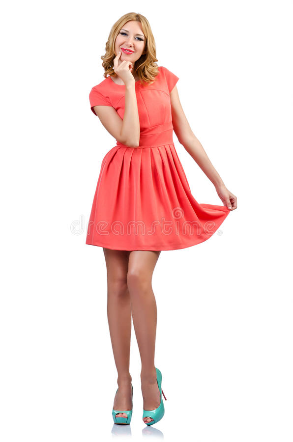 Download Woman in fashion clothing stock photo. Image of lady - 26631260