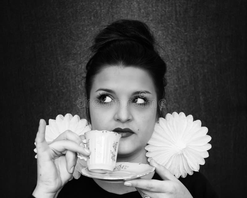 Woman Fashion Portrait stock photography
