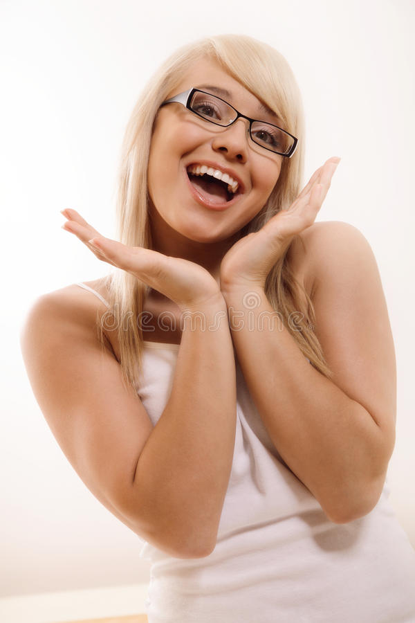 Download Woman Gesturing Royalty Free Stock Photos - Image: 30767318