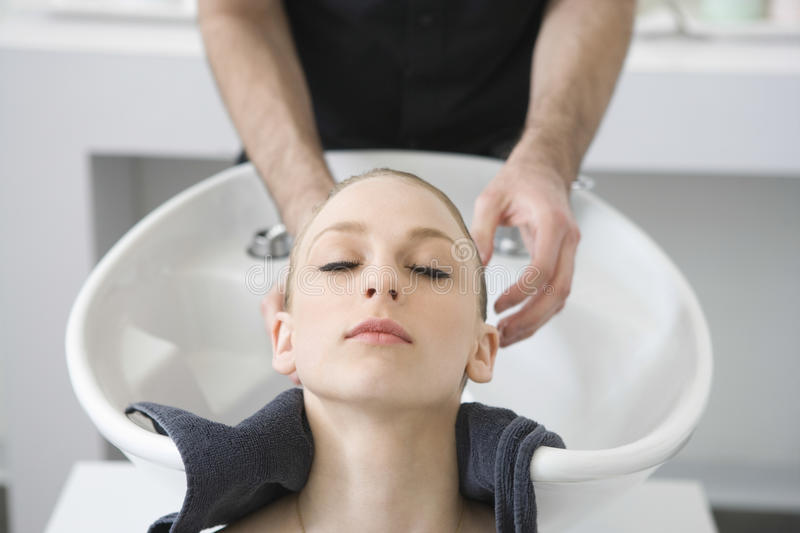 Washing Hair With Only Water