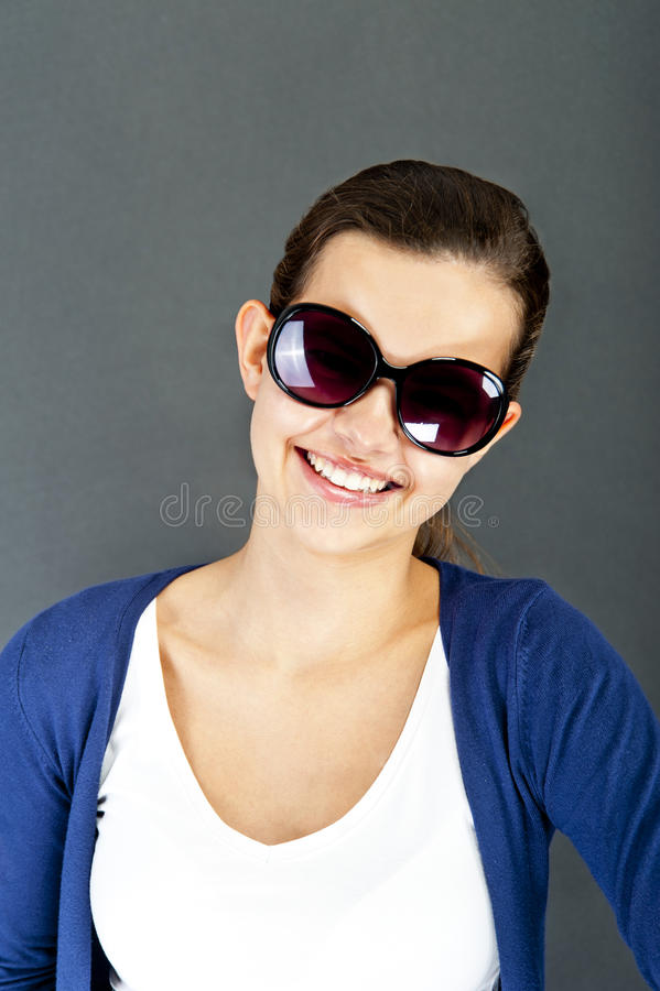 Download Woman With Glasses Royalty Free Stock Image - Image: 26255596