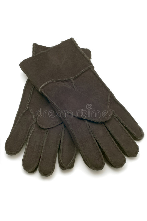 Woman glove royalty free stock image