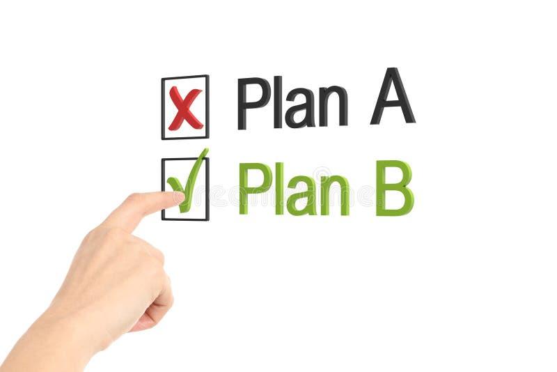 Download Woman Hand Checking Plan B Box Stock Images - Image: 28970384