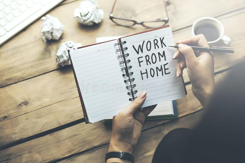 Work Home Stock Photos - Download 587,358 Royalty Free Photos