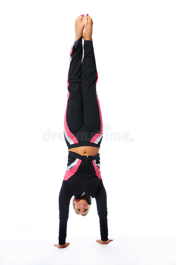 Download Woman Hand Standing Royalty Free Stock Image - Image: 4149996