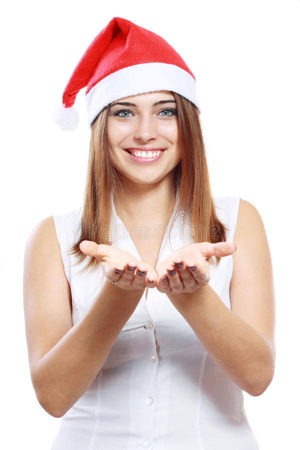 Download Woman Holding Hands In The Air Stock Image - Image: 33410895