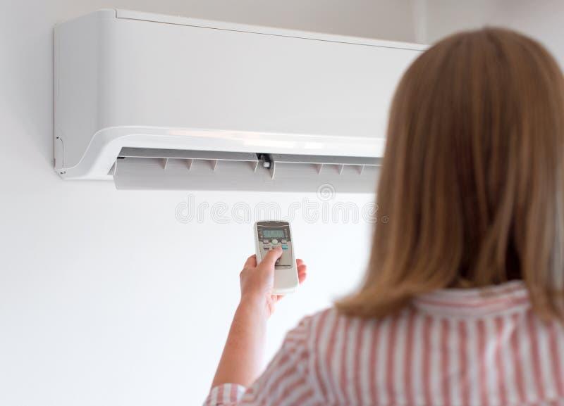 Air conditioner. stock photos