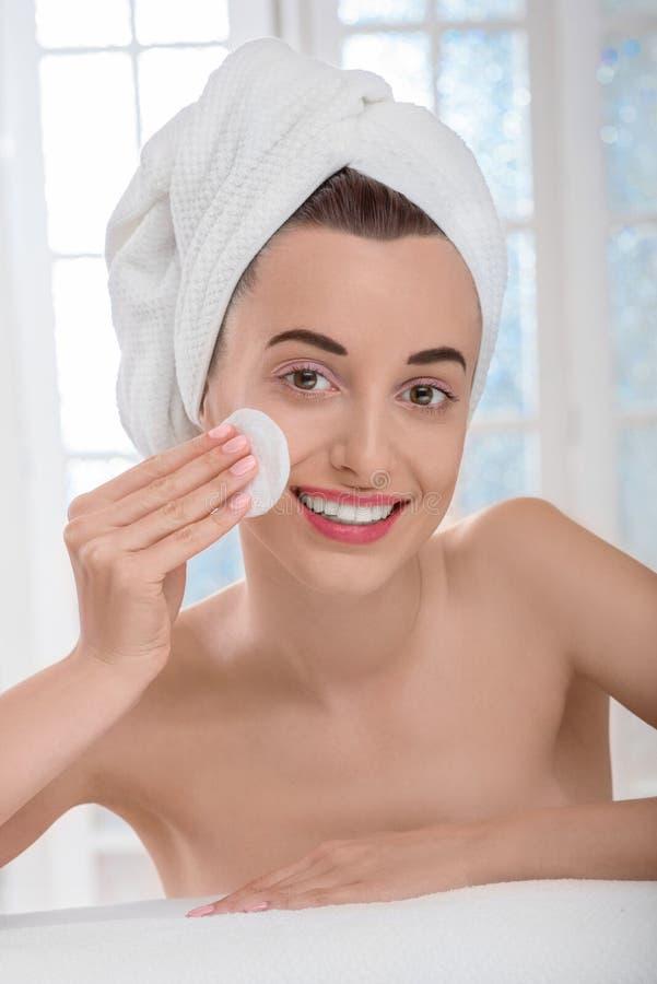 Free Woman In Spa Salon Stock Photos - 47902013