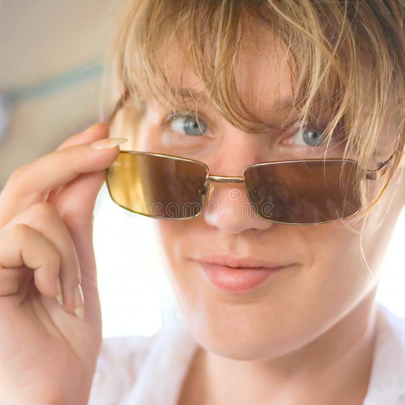 Free Woman In Sunglasses Stock Images - 6245854