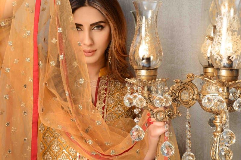 Woman India royalty free stock photos