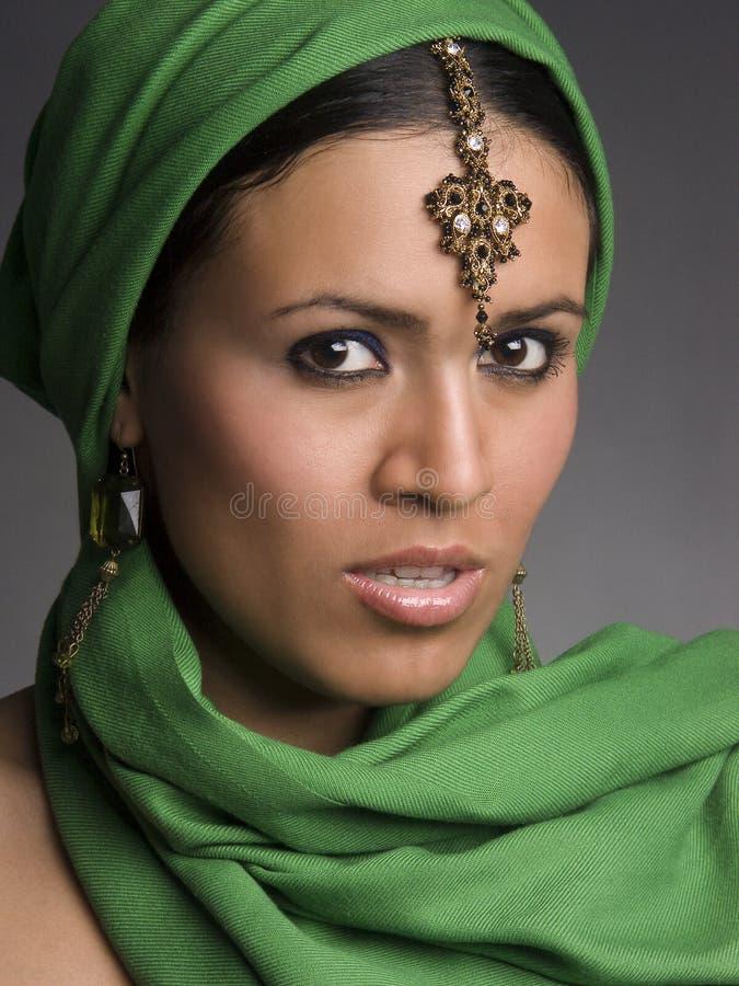 woman* *Indian imágenes de archivo libres de regalías