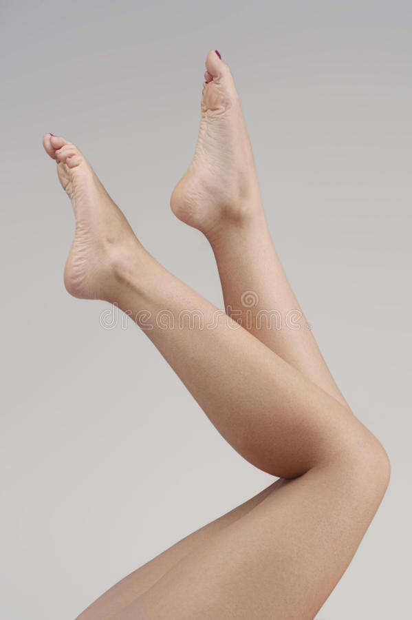 Download Woman legs stock image. Image of healthy, legs, person - 27687213
