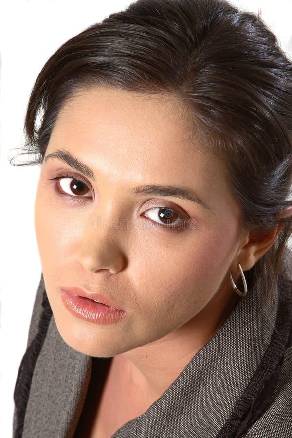 Download Woman looking up at camera stock photo. Image of looking - 1198726