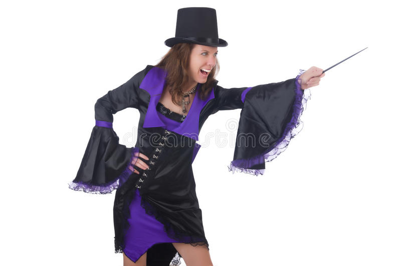 Download Woman magician stock image. Image of magician magical - 34665357  sc 1 st  Dreamstime.com & Woman magician stock image. Image of magician magical - 34665357