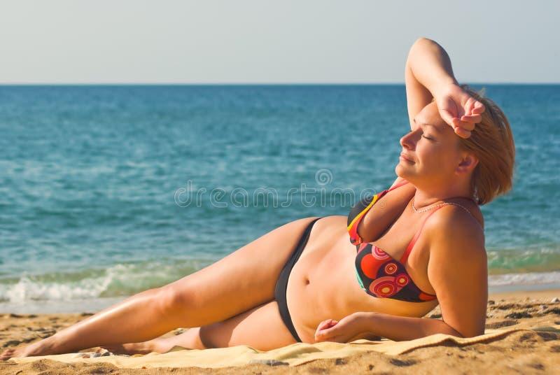 Mature Naked Women On Beach